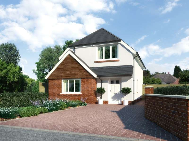 3 Bedrooms Detached House for sale in Wareham Road, Lytchett Matravers, Poole