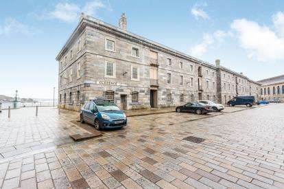 1 Bedroom Maisonette Flat for sale in Stonehouse, Plymouth, Devon