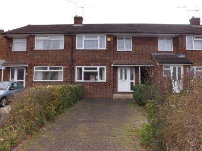 3 Bedrooms Terraced House for sale in Moulsham Lodge, Chelmsford, Essex