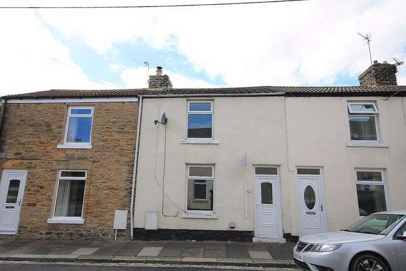 2 Bedrooms Terraced House for sale in Church Street, Howden Le Wear, Crook