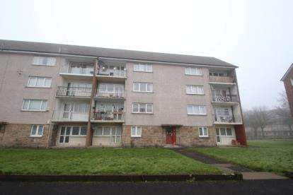 2 Bedrooms Flat for sale in Canal Terrace, Paisley, Renfrewshire