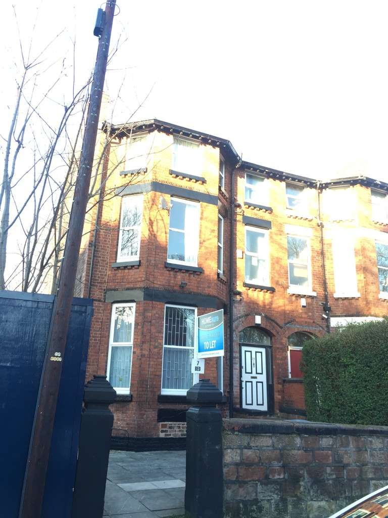 7 Bedrooms Semi Detached House for rent in Arundel Avenue, Aigburth, Liverpool, L17