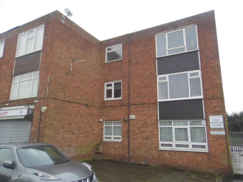 1 Bedroom Flat for sale in Lowther Court, Prestwich, M25