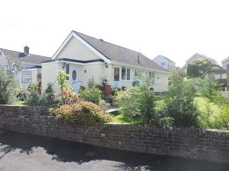 2 Bedrooms Detached Bungalow for sale in Heol Pen Y Scallen, Loughor