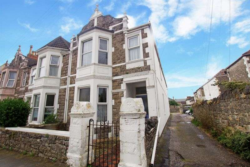 2 Bedrooms Property for sale in Clifton Road, Weston-Super-Mare