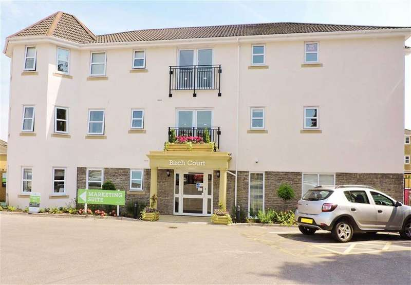 2 Bedrooms Retirement Property for sale in Birch Court, 44 Sway Road