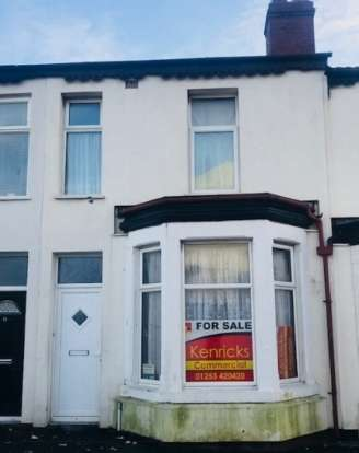 2 Bedrooms Property for sale in Ribble Road Central Blackpool