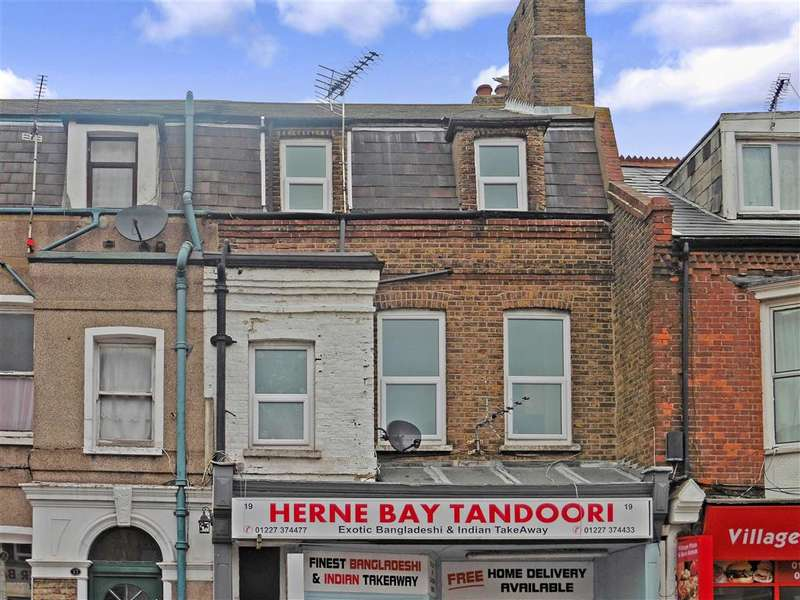3 Bedrooms Flat for sale in High Street, , Herne Bay, Kent