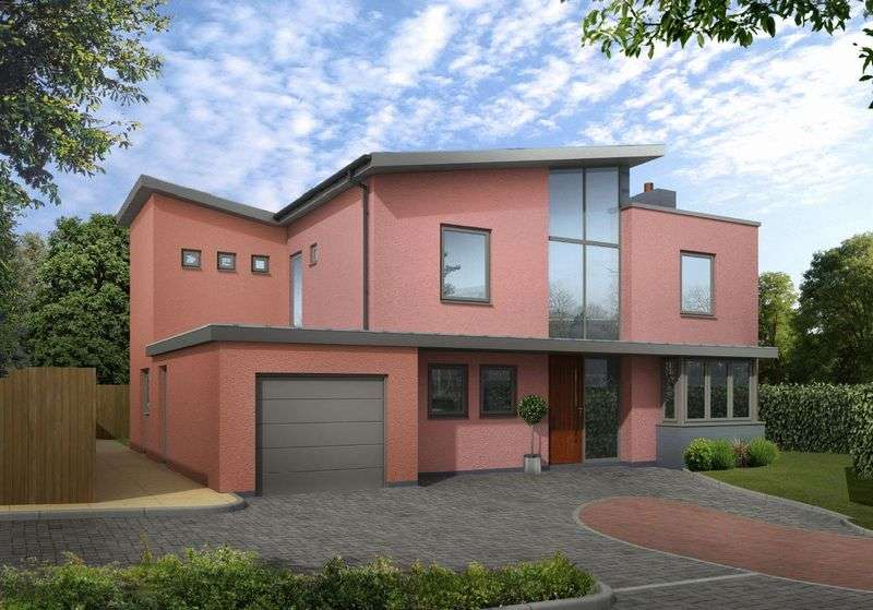 4 Bedrooms Property for sale in The Ridings Jockey Hill, Crediton