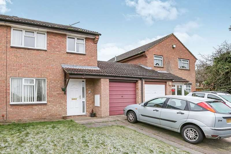 3 Bedrooms Semi Detached House for sale in Tintagel Close, Wolverhampton, WV6