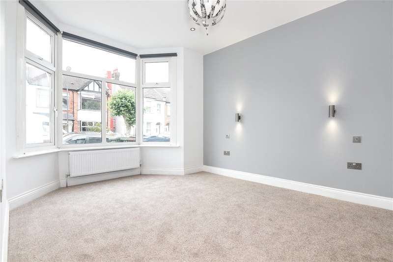 2 Bedrooms Maisonette Flat for sale in Butler Road, Harrow, Middlesex, HA1