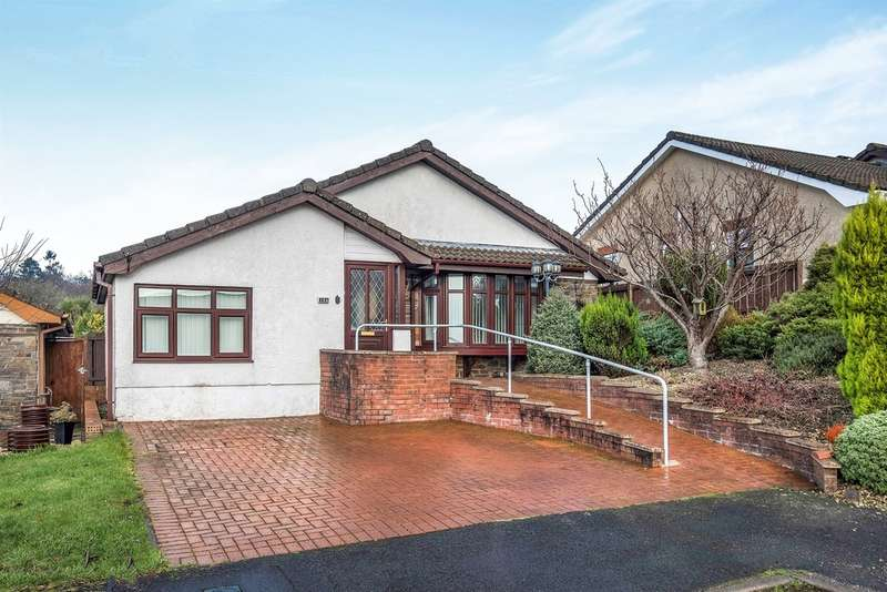 3 Bedrooms Detached Bungalow for sale in Mackworth Drive, Cimla, Neath