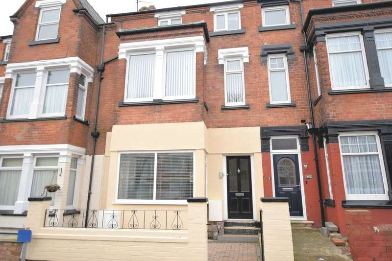 2 Bedrooms Apartment Flat for sale in Columbus Ravine, Scarborough, North Yorkshire YO12 7QU