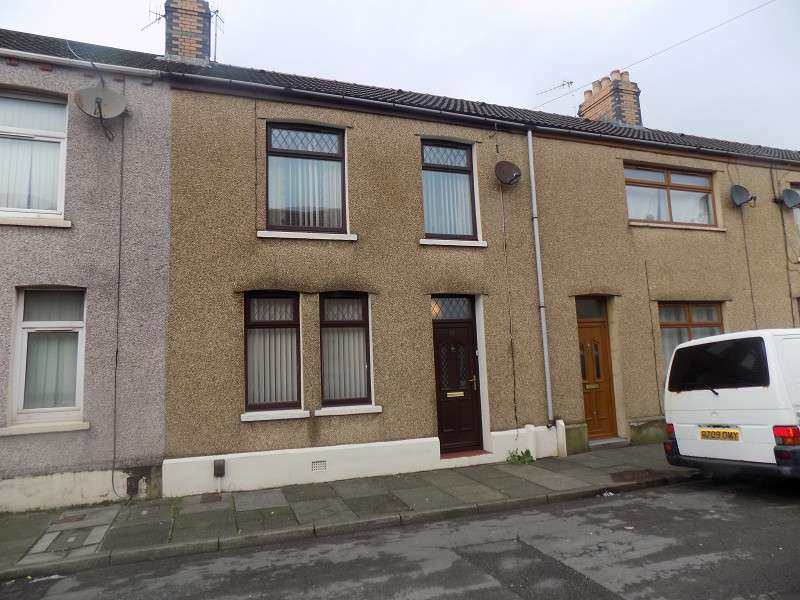 3 Bedrooms Terraced House for sale in Glyn Street, Port Talbot, Neath Port Talbot. SA12 6NF