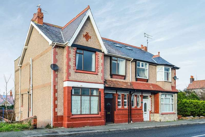 5 Bedrooms Semi Detached House for sale in Marine Road, Prestatyn, LL19