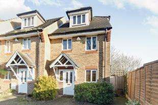 3 Bedrooms End Of Terrace House for sale in Shirley Road, Croydon