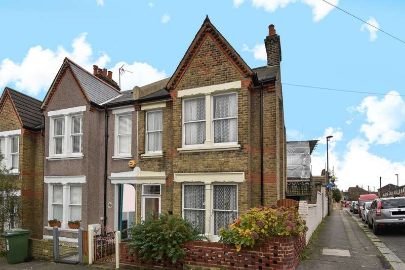 3 Bedrooms End Of Terrace House for sale in Whatman Road, Forest Hill, SE23