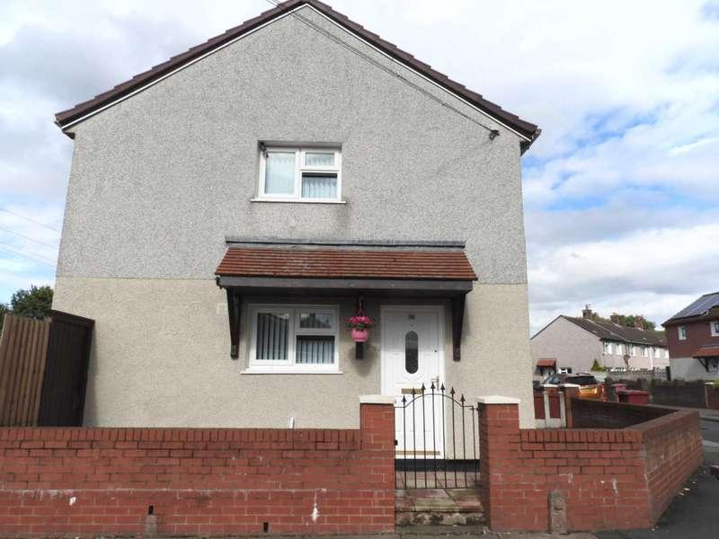 2 Bedrooms End Of Terrace House for rent in Fernhurst Road, Westvale, Kirkby