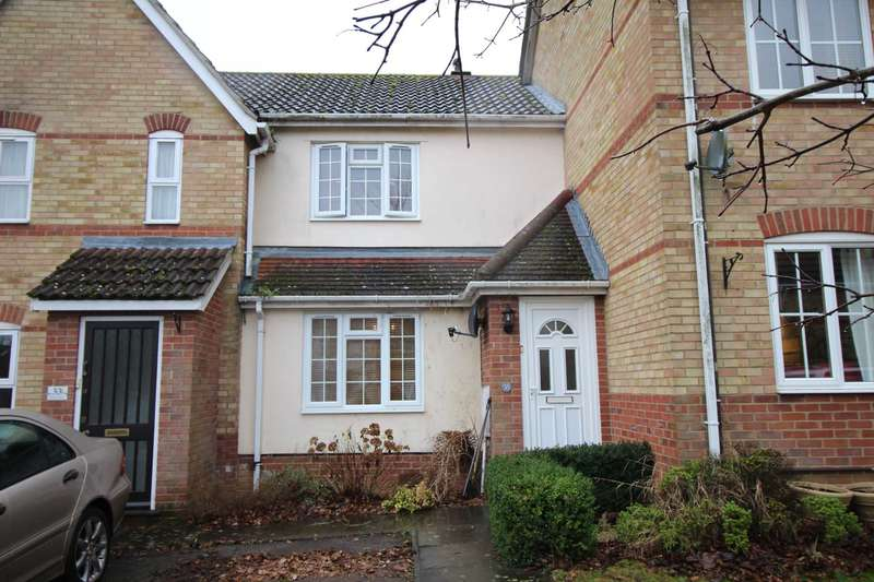 2 Bedrooms Terraced House for rent in Friars Close, Sible Hedingham, Halstead