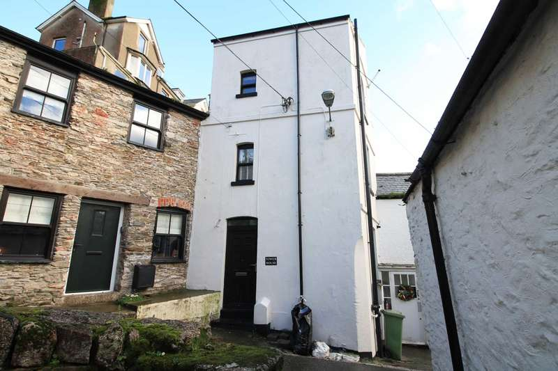 2 Bedrooms End Of Terrace House for sale in Tower Hill, East Looe