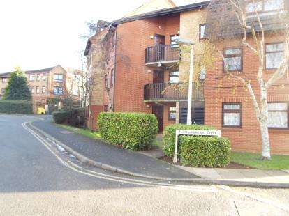 2 Bedrooms Maisonette Flat for sale in Northumberland Court, 2 Duke Street, Banbury, Oxfordshire