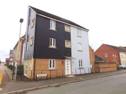 4 Bedrooms Semi Detached House for sale in Dalegarth Way, Broughton, Milton Keynes