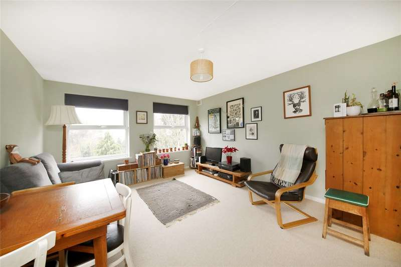 2 Bedrooms Apartment Flat for sale in Versailles Road, London
