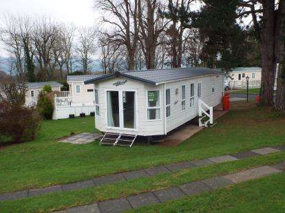 2 Bedrooms Mobile Home for sale in Woodlands Hall Caravan Park, Llanfwrog, Ruthin, LL15