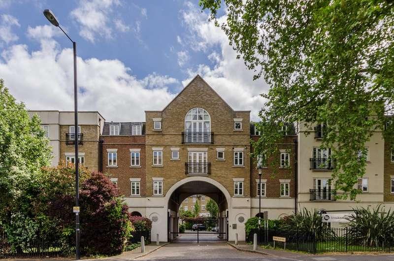 3 Bedrooms Flat for rent in Charles Haller Street, Brixton, SW2