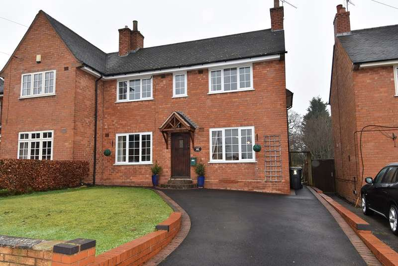 4 Bedrooms Semi Detached House for sale in Blackthorn Road, Bournville, Birmingham, B30