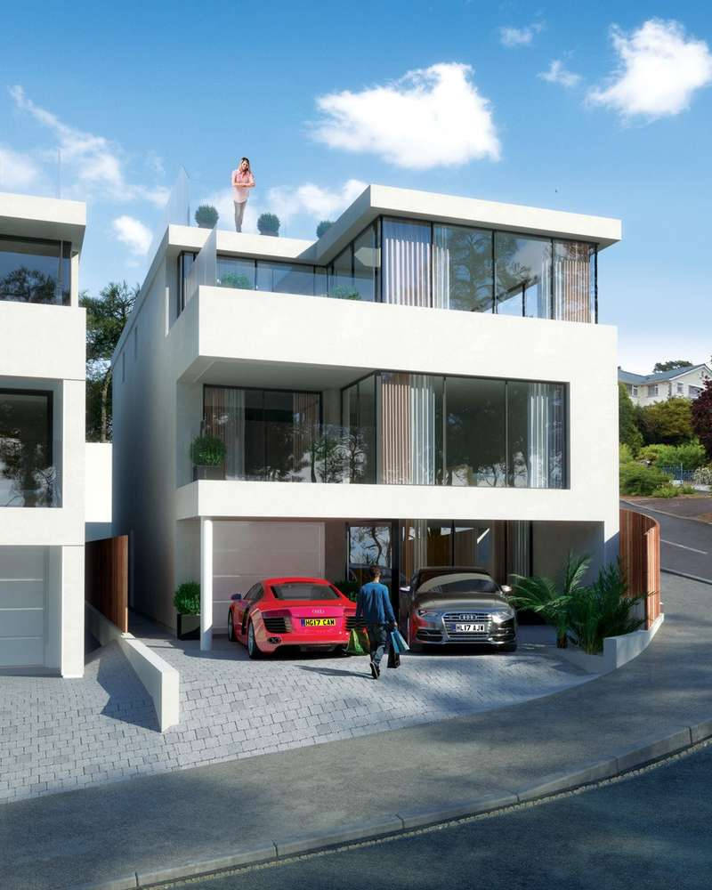 4 Bedrooms Detached House for sale in Partridge Drive - with planning, Lilliput, Poole, BH14