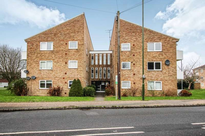 2 Bedrooms Flat for sale in Shermanbury Court, Blenheim Road