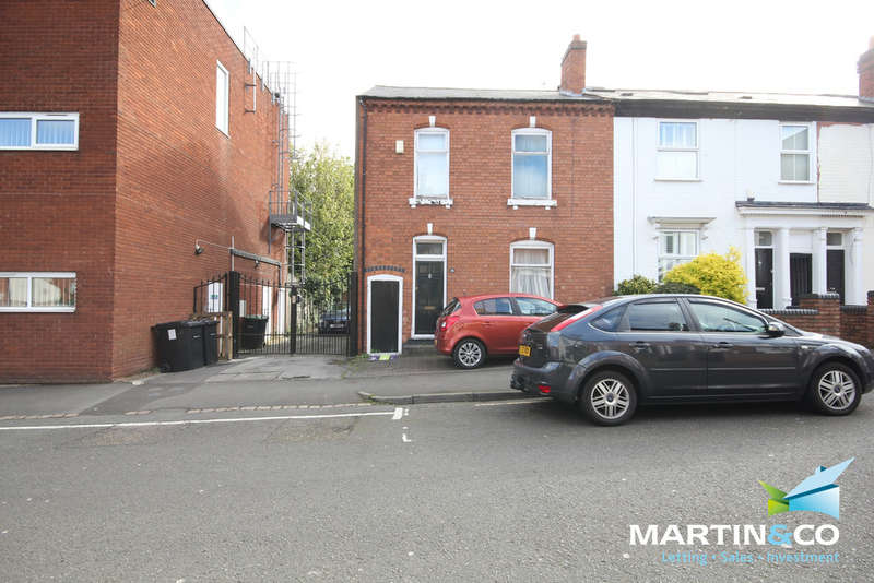 4 Bedrooms End Of Terrace House for rent in South Street, Harborne, B17