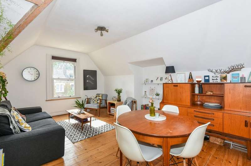 2 Bedrooms Flat for sale in Marmora Road East Dulwich London