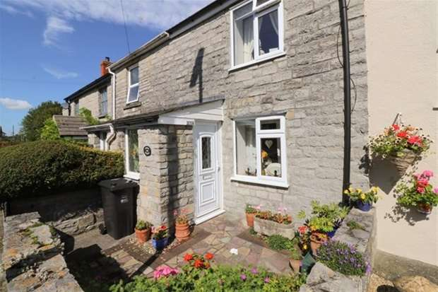 2 Bedrooms Terraced House for sale in West End, Street