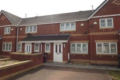 3 Bedrooms House for rent in Chadwick Way, L33 4GB