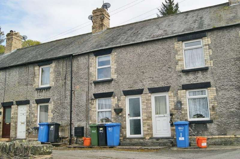1 Bedroom Terraced House for sale in Frondeg Terrace, Corwen