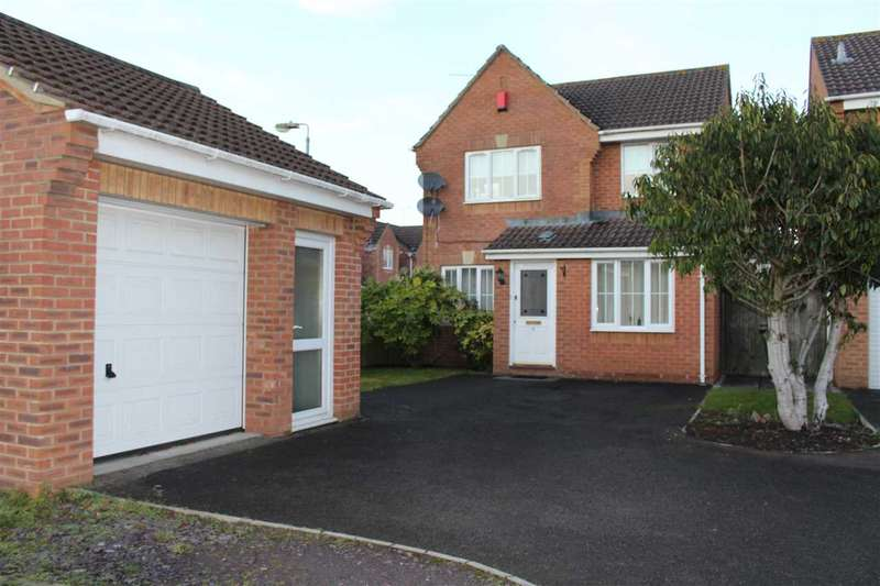 3 Bedrooms Detached House for sale in Juno Way, Rushey Platt, Swindon