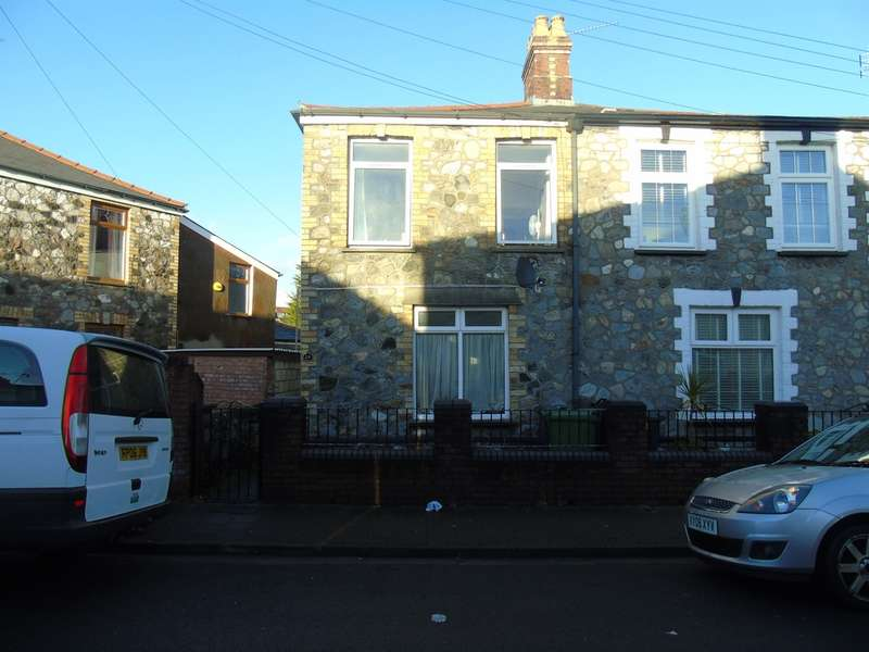 3 Bedrooms Semi Detached House for sale in Wyndham Street, Cardiff