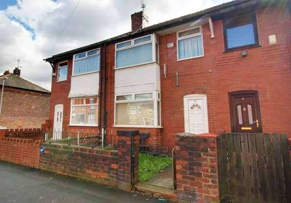 3 Bedrooms Mews House for sale in Mather Street, Failsworth, Greater Manchester, M35 0DT