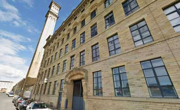 2 Bedrooms Apartment Flat for sale in Silk Warehouse, Bradford, West Yorkshire, BD9 5BD