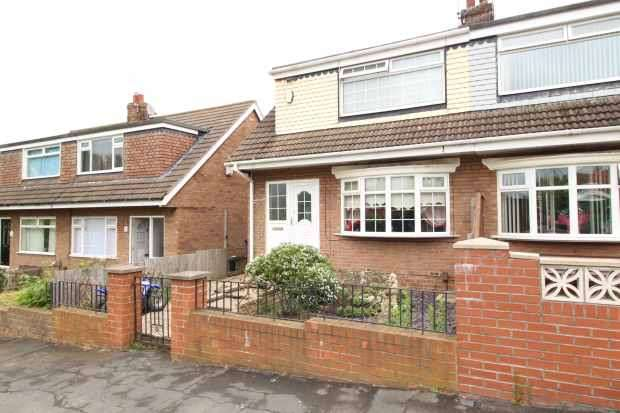 3 Bedrooms Semi Detached House for sale in Lilac Close, Middlesborough, Cleveland, TS6 8ED