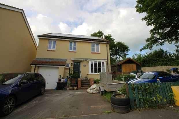 4 Bedrooms Detached House for sale in Dol Y Dderwen, Ammanford, Dyfed, SA18 2GA