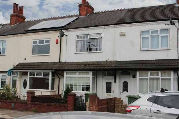 3 Bedrooms Terraced House for sale in Brereton Avenue, Grimsby, South Humberside, DN35 7QX