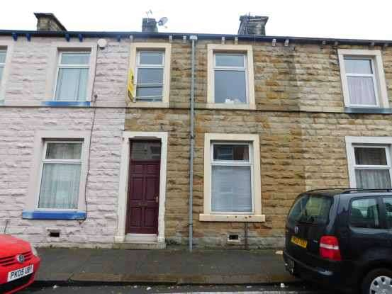 3 Bedrooms Terraced House for sale in Pendle Street, Padiham, Lancashire, BB12 8QX