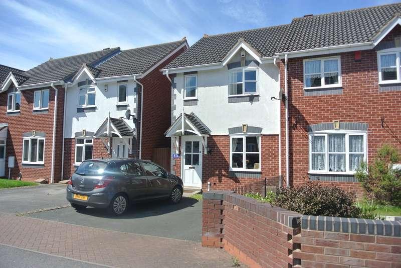 2 Bedrooms Semi Detached House for sale in Broomhill Road, Erdington B23