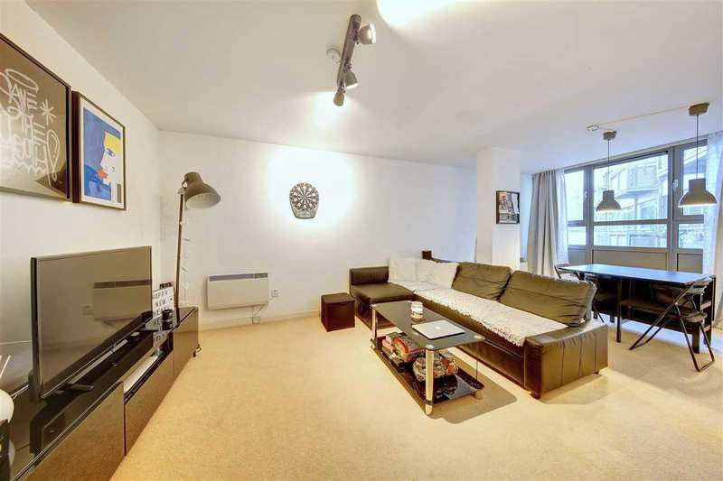 1 Bedroom Flat for sale in Courtenay House, New Park Road, Brixton