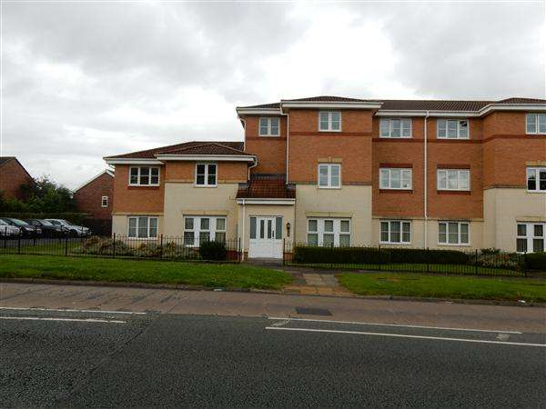 1 Bedroom Apartment Flat for sale in Newton Road, St Helens
