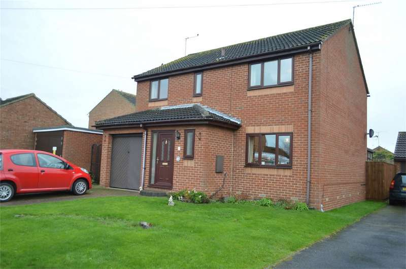4 Bedrooms Detached House for sale in 3 Mallard Avenue, Leven, Beverley, East Riding of Yorkshire