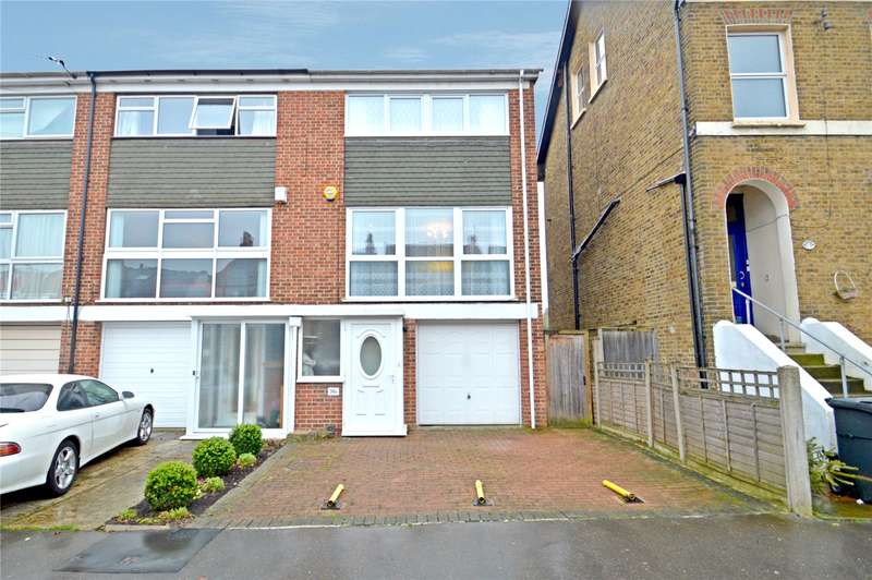 3 Bedrooms Terraced House for sale in Alexandra Road, Croydon